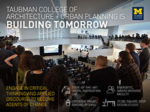 Taubman College of Architecture & Urban Planning